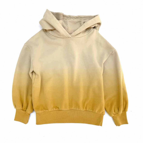 Hooded Sweater Yellow