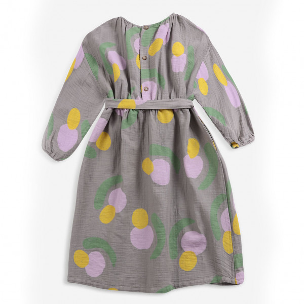 Fruits All Over Woven Dress