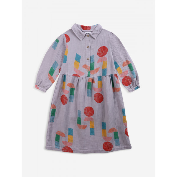 Sweets Allover Woven Dress