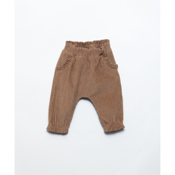 Baby Corduroy Trousers Paper