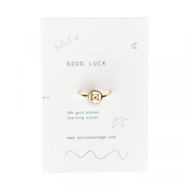 Ring Adults Native Collection Good Luck