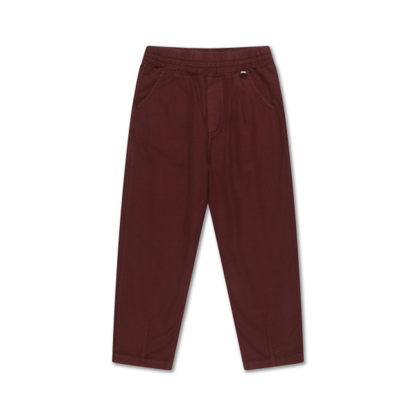 Round Pants Root Brunette