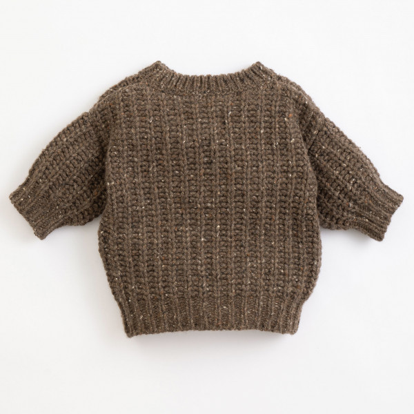 Tricot Sweater Coffee