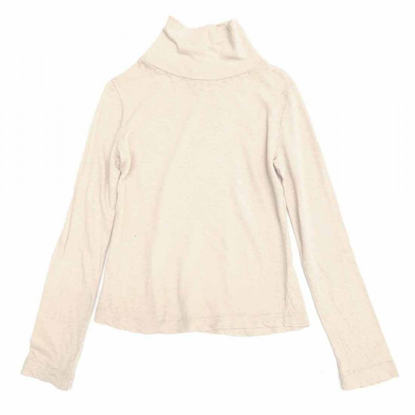 Turtle Neck T-Shirt Almost Pink