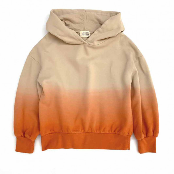 Hooded Sweater Apricot