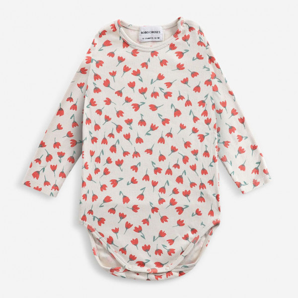 Flowers All Over Baby Body