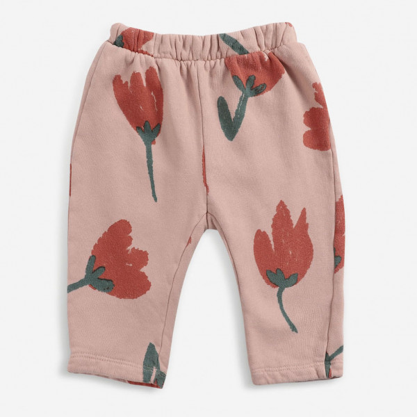 Flowers All Over Baby Jogging Pants