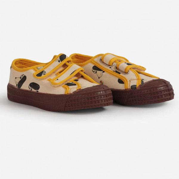 Doggie All Over Scratch Sneakers
