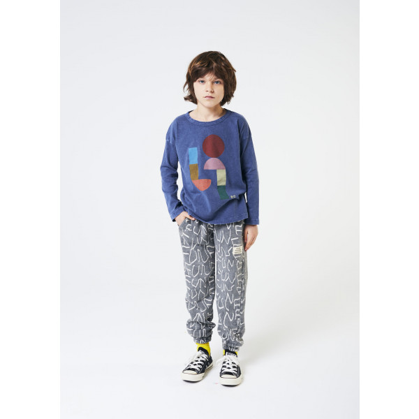 Fun Letters Allover Jogging Pants