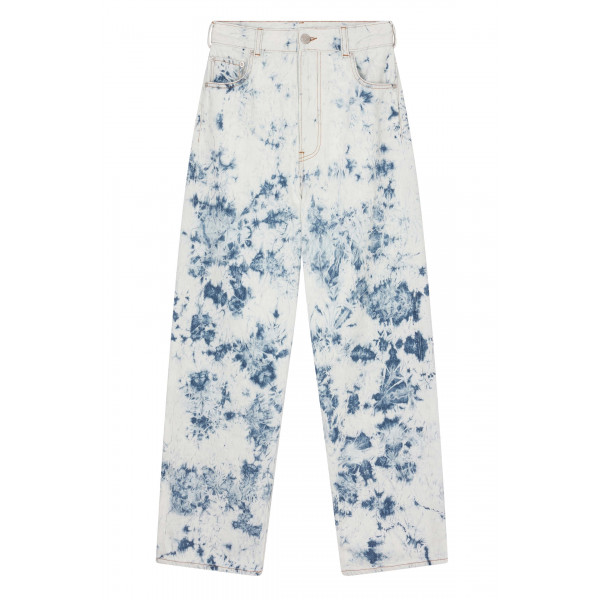 Pandore Marble Pants Off White
