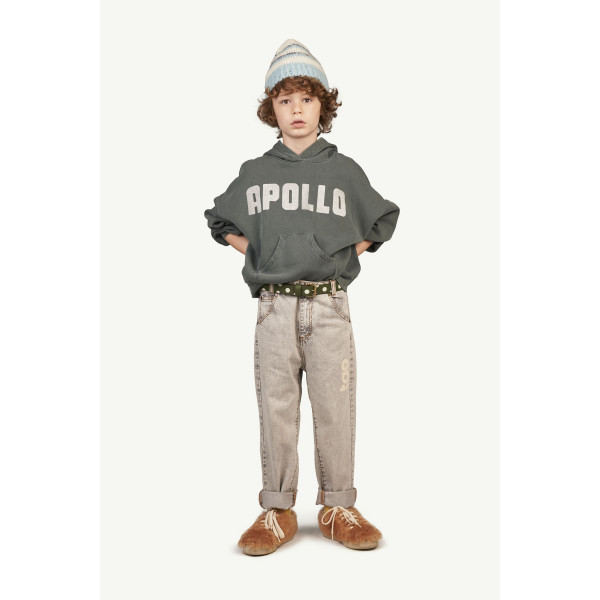 Grey TAO Ant Kids Trousers